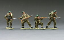 King and (&) Country DD057 - Commando Attack - Retired