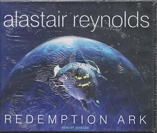 REDEMPTION ARK - Alastair Reynolds. Read by John Lee. Unabridged (NEW 22xCD 09)