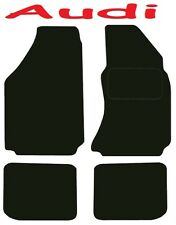 Audi A4 Cabriolet DELUXE QUALITY Tailored mats 2000 2001 2002 2003 2004 2005