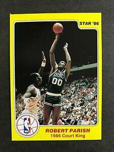 1986 Star Court Kings #26 Robert Parish