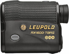 *NEW Leupold Rx 1600i TBR DNA Laser Rangefinder Gray/Black Armor Finish 173805