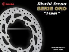DISCO FRENO POSTERIORE BREMBO ORO TIPO FISSO MALAGUTI 500 SPYDER MAX RS 09>