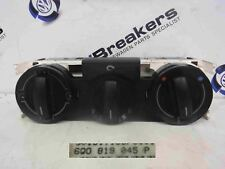 Volkswagen Polo 2003-2006 9N 9N3 Heater Controls Dials Switches 6Q0819045P