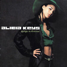 FREE US SHIP. on ANY 3+ CDs! ~LikeNew CD Alicia Keys: Songs in a Minor Import
