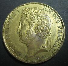 LOUIS-PHILIPPE Ier Souscription pour l'Erection des Tables Monumentales 1839