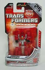 Transformers Universe Classics Legends Class 25th Anniversary Warpath 2008 NEW
