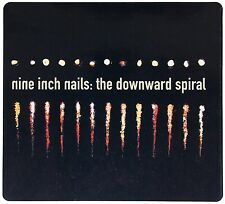 Sticker Nine Inch Nails The Downward Spiral Reznor Rock Metal Music Band Decal