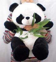 2018 New 12inch Cute Plush Doll Toy Stuffed Animals China Panda Pillow Bolster A