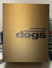 Used Reservoir Dogs Empty Replacement Boxset+ Novamedia! No Movies Inlcuded