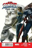 All New Captain America #3 Marvel comic 2014 1st print NM