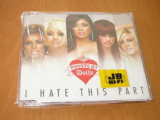 PUSSYCAT DOLLS - I HATE THIS PART - AUSTRALIA CD SINGLE 2 TRACKS (NEW & SEALED)