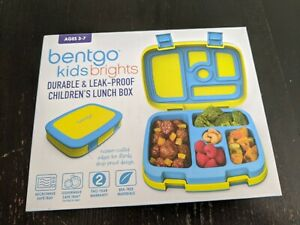 Bentgo Kids Brights Lunch Box - Citrus Yellow (BGOBRTS-C)