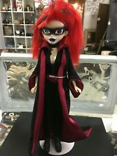 Bleeding Edge Lillian Begoths Rare 2003 Doll Goth Red Hair
