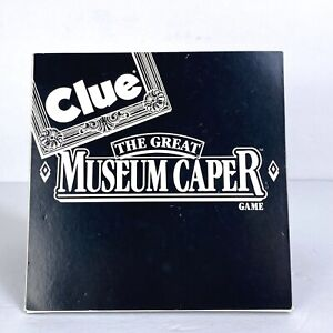 Clue The Great Museum Caper Theft Shield Board Game Replacement Part Piece Only