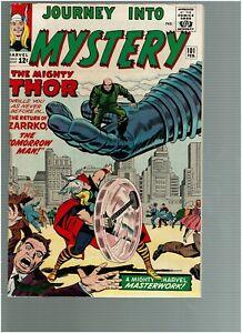 Journey into Mystery 101 Return of Zarrko the Tomorrow Man VF+