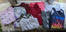 Lot of girls  tops size Youth Large Abercrombie Kids, Old Navy, 90 Degrees