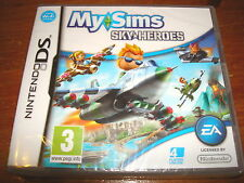 MYSIMS SKYHEROES ( My Sims Sky Heroes ) ** NEW & SEALED ** Nintendo Ds Game