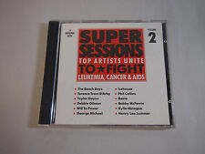 Various Artists Super Session: Top Artists Unite to Figh CD