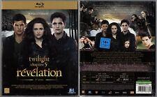 TWILIGHT Chapitre 5 - Révélation - Blu-ray - 2012 - 117 min - NEUF