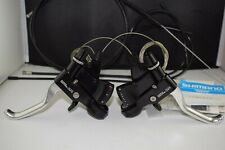 SHIMANO Deore LX ST-M567 Shifter Brake Lever Set 3x8 speed include cable set NOS