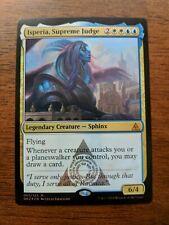 Isperia, Supreme Judge Foil