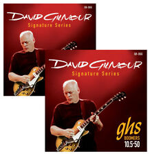 GHS Gbdgg David Gilmour Pink Floyd 10.5-50 Electric Guitar Strings Twin Set