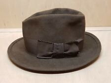 Chapeau Léon ultra JD feutre couleur marron