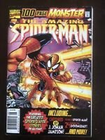 Amazing Spider-Man #20 V2 (2000) Giant Size Issue- Rare Newsstand Edition