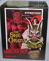 The She Creature Monster Bust Statue NIB
