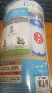 Intex 29000E Swimming Pool EasySet Type A & C Replacement Filter Pump Cartridge