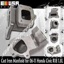 Cast Iron Manifold fits 2006-2011 Honda Civic R18 EX DX 1.8L TB25/TB28 Flange