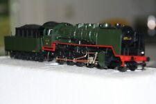 Fleischmann H0 SO 1990 Dampflok BR 50 grün SNCB 1174 B OVP 3 Leiter für Märklin