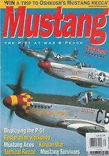 FlyPast Special P-51 Mustang at War and Peace - Korean War - Mustang Aces