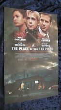 The Place Beyond The Pines movie poster - Ryan Gosling poster, Bradley Cooper