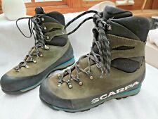 Scarpa Grand Cru GTX Alpine Hiking Boots Trek Mountaineering Leather 11.5 EU45.5