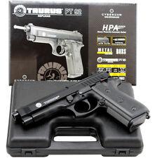Softair Pistole Taurus Pt92 Metallschlitten HPA unter 0 5 Joule