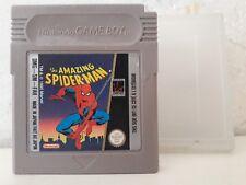 The Amazing Spider-Man - DMG-SM-FAH - Gameboy Cartridge