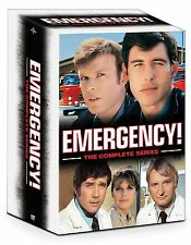 Emergency! Complete TV Series Season 1 2 3 4 5 6 + Final Rescues DVD Box Set NEW