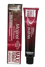 Loreal Majirel 100ml   Double Size Tube   Permanent Hair Colour No 4.45