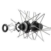 New Wheel Tech Rear Hub 6 Bolts Disc Brake 135mm QR 8//9//10sp Road 11sp MTB Grey