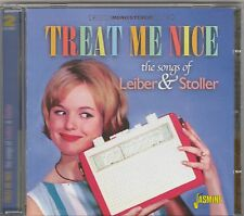 2 CD Set - Treat Me Nice: The Songs of Leiber & Stoller by Various Artists - NM