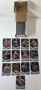2017 Topps Chrome UFC ~ FULL COMPLETE SET #1-100 ~ Conor McGregor, more