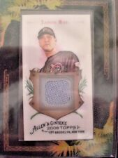 Jason Bay 2008 Topps Relic Card Allen & Ginters Pirates Boston Dodgers