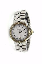 RAYMOND WEIL PARSIFAL GENEVE Stainless Steel/18k gold/ 2 Tone Swiss Watch 8462