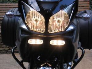 Hella Driving Lamp Light Kit for Suzuki V-Strom DL650 & DL1000
