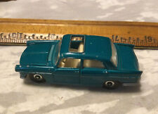 Vintage Lone Star Road-Master Flyers Super Cars Diecast Peugeot 404 Scale Model