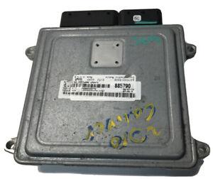 2010 Dodge Caliber 2.0L ECM PCM Engine Computer Module   P68043257AC