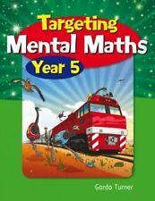 Targeting Mental Maths Year 5 by Garda Turner Paperback Book