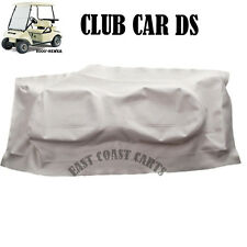 Club Car DS 2000'-Newer Golf Cart Seat BACK Cover (WHITE) 1020605-02
