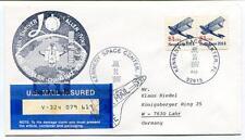 1992 Allen Ivins Shriver Chang Diaz Kennedy Space Center US Mail Insured NASA